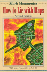 Mark Monmonier: How to Lie with Maps