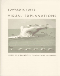 Edward R. Tufte: Visual Explanations: Images and Quantities, Evidence and Narrative