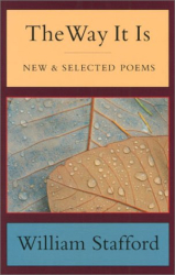William Stafford: The Way It Is