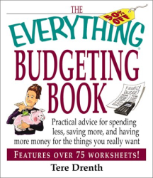 Tere Drenth: The Everything Budgeting Book