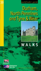 Brian Conduit: Durham, North Pennines and Tyne and Wear: Walks (Pathfinder Guide)