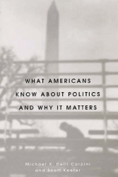 Michael X. Delli Carpini: What Americans Know About Politics and Why It Matters