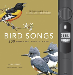 Les Beletsky: Bird Songs: 250 North American Birds in Song