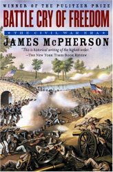 James M. McPherson: Battle Cry of Freedom : The Civil War Era  (Oxford History of the United States)