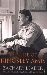 Zachary Leader: The Life of Kingsley Amis