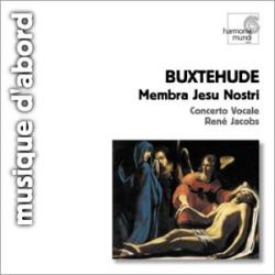 Buxtehude Friedrich - Membra Jesu Nostri: Concerto Vocale - Direction René Jacobs