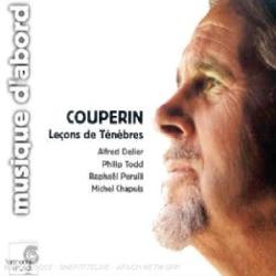 Couperin François - Leçons de ténèbres: Alfred Deller - Philip Tood - Michel Chapuis