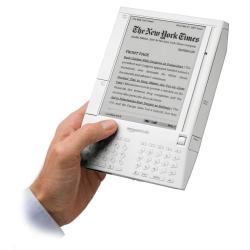 : Kindle: Amazon's New Wireless Reading Device