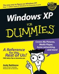 Andy  Rathbone: Windows XP for Dummies
