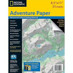 : National Geographic Adventure Paper