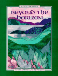 Valerie Hearder: Beyond the Horizon: Small Landscape Applique