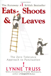 Lynne Truss: Eats, Shoots and Leaves
