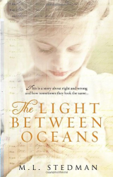 M L Stedman: The Light Between Oceans