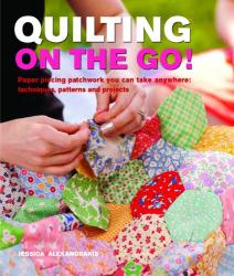 Jessica Alexandrakis: Quilting on the Go