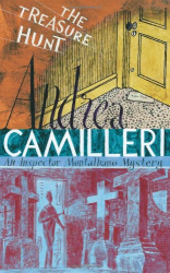 Andrea Camilleri: The Treasure Hunt: The Inspector Montalbano Mysteries - Book 16