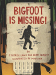 J. Patrick Lewis: Bigfoot is Missing!