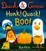 Tad Hills: Duck & Goose, Honk! Quack! Boo!