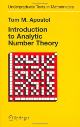 Tom M. Apostol: Introduction to Analytic Number Theory
