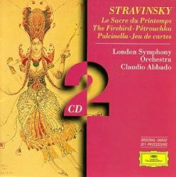 Stravinsky, I. (Abbado): Rite of Spring / Firebird / Petrushka