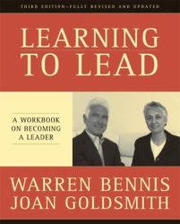 Warren Bennis: Learning to Lead: A Workbook on Becoming a Leader