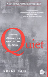 Susan Cain: Quiet: The Power of Introverts in a World That Can't Stop Talking
