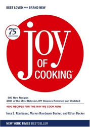 Irma S. Rombauer: Joy of Cooking: 75th Anniversary Edition - 2006