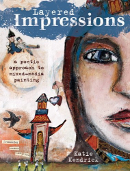 : Layered Impressions: A Mixed-Media Approach to Painting and Poetry