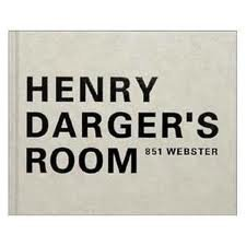 Henry) Kiyoko Lerner, Nathan Lerner, David Berglund, photographs (Darger: Henry Darger's Room