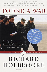 Richard Holbrooke: To End a War: The Conflict in Yugoslavia--America's Inside Story--Negotiating with Milosevic