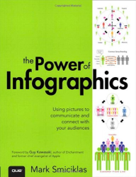 Mark Smiciklas: The Power of Infographics: Using Pictures to Communicate and Connect With Your Audiences (Que Biz-Tech)