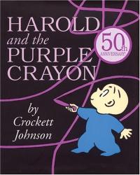 Crockett Johnson: Harold And The Purple Crayon
