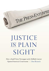 Dan Bernstein: <br/>Justice in Plain Sight