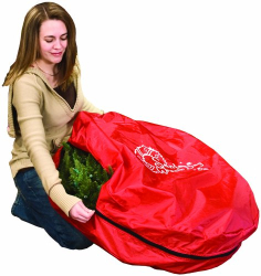 : Santa's Bags Direct-Suspend Wreath-Storage Bag