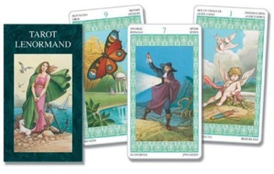 Lo Scarabeo: Tarot Deck - Madame Lenormand