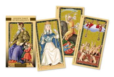 Lo Scarabeo: Golden Tarot of the Renaissance: Estensi Tarot
