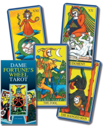 Huson: Dame Fortune's Wheel Tarot (English and Spanish Edition)