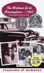 Christopher Paul Curtis: The Watsons Go to Birmingham--1963 (Yearling Newbery)