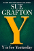 Sue Grafton: Y is for Yesterday