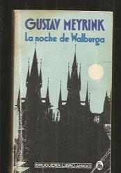 Gustav Meyrink: La noche de Walburga