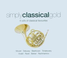 VARIOUS ARTISTS - Simply Classical Gold