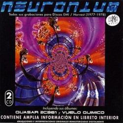 Neuronium - Todas Sus Grabaciones Para Discos Emi/Harvest