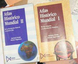 Werner Hilgemann: Atlas Historico Mundial - 2 Tomos 19b: Edicion (Spanish Edition)