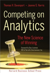 Thomas H Davenport: Competing on Analytics