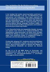 Christian Süß: Eine Architektur für die Wiederverwendung und Adaptation von eLearning-Inhalten