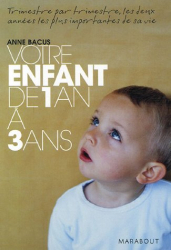 Anne Bacus: Votre enfant de 1 an à 3 ans