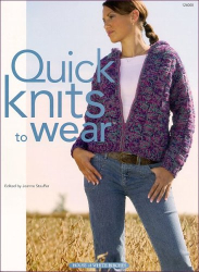 Jeanne Stauffer: Quick Knits to Wear