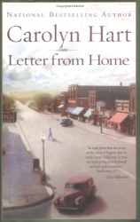 Carolyn Hart: Letter From Home