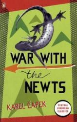 Karel Capek: War with the Newts