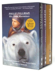 Philip Pullman: His Dark Materials Trilogy (The Golden Compass; The Subtle Knife; The Amber Spyglass)
