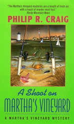 Philip R. Craig: A Shoot on Martha's Vineyard : A Martha's Vineyard Mystery (Martha's Vineyard Mysteries (Paperback))